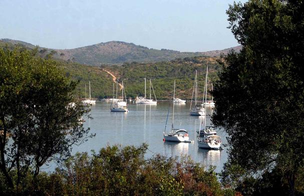 croisière avec skipper en Croatie