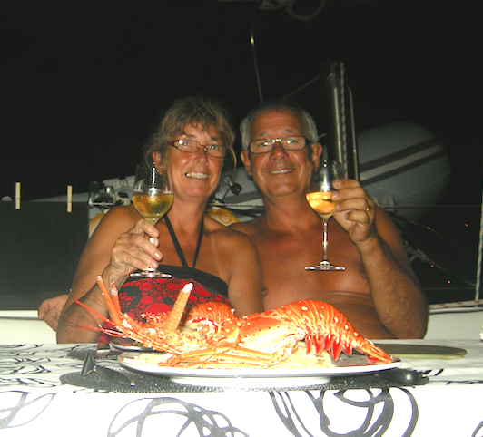 Skipper-Guadeloupe