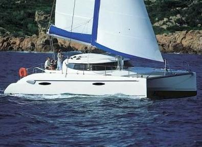 Location de catamaran avec skipper aux Grenadines