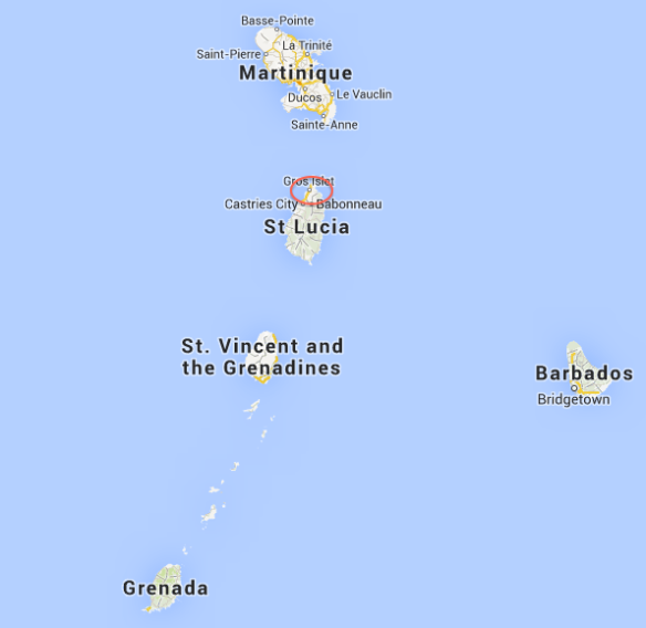 Sécurité des mouillages aux Antilles