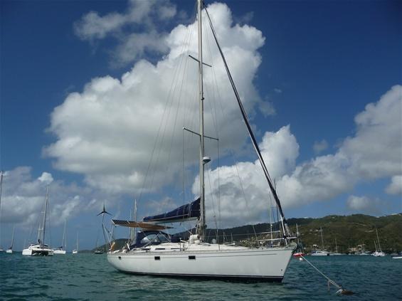 ecole de croisière Antilles