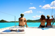 Croisiere catamaran barbuda