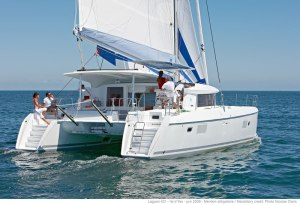 Location catamaran guadeloupe