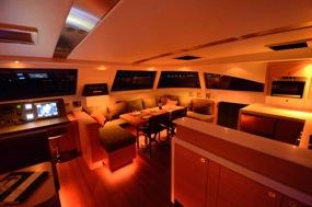 Maxi yacht Grenadines