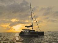Croisière catamaran avec skipper