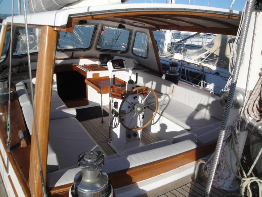 salon de pont - Cockpit