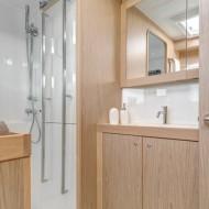 Salle de bain suite grand luxe