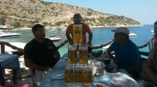Agios Nikolaos... rafraichissement