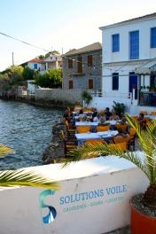 Taverne chez Geoges Kalamos