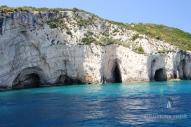 Grottes bleues de Zakinthos